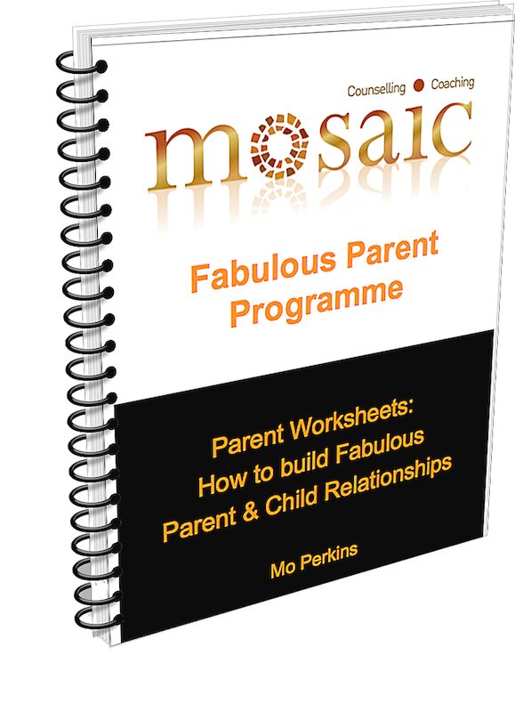 The fabulous parent programme practitioners workbook mosaic the parent worksheets ibookread PDF